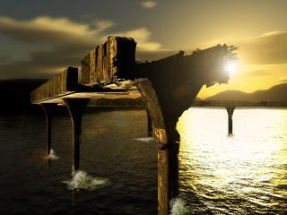 обои Мост фото