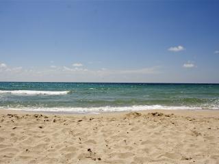 обои Пустынный пляж фото