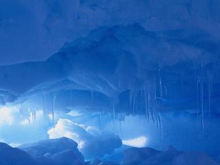 обои Ледяное поднебесье фото