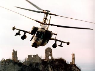 обои Вертолёт КА-50 фото
