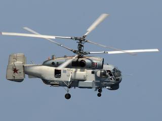 обои Вертолёт КА-27 фото