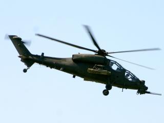 обои Вертолёт тигр фото