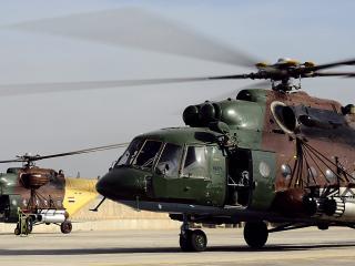 обои Иракские МИ-17 фото