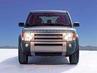 обои Land Rover Discovery III фото