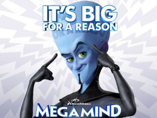 обои Мультфильм Megamind (Мегамозг) фото