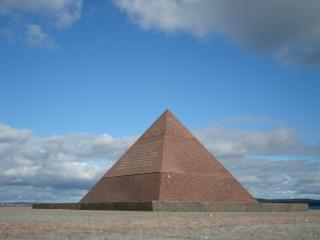обои для рабочего стола: Пирамида Петрозаводск