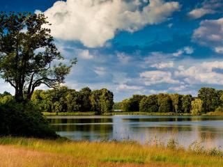 обои Великолепный пейзаж фото