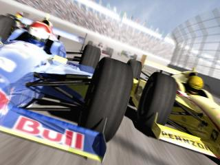 обои Indy Car Racing фото