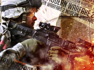 обои Игра  Call of Duty  Modern Warfare 2 фото