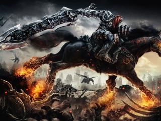 обои Игра Darksiders  Wrath of War фото