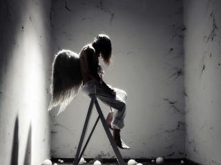 обои Ангелы здесь больше не живут фото