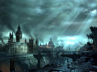 обои Игра  Hellgate  London фото