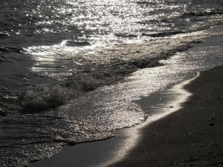 обои Ночное море фото