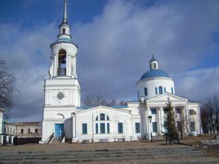 обои Храм в моем городе фото