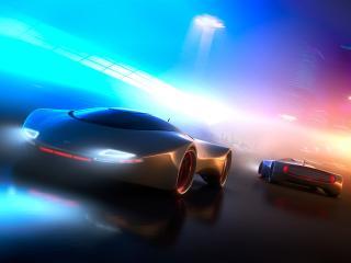 обои Машины будущего фото