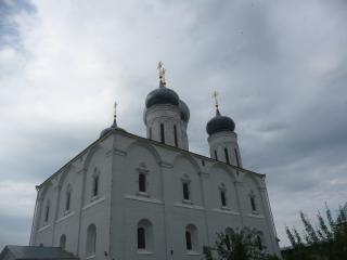 обои Церкви России - вид сблизи фото