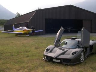 обои Автомобиль   Simbol-Design-Lavazza-GTX-R фото