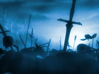 обои Царство тьмы и безмолвия фото