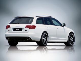 обои ABT Audi RS6 Avant ABT Audi RS6 Avant фото