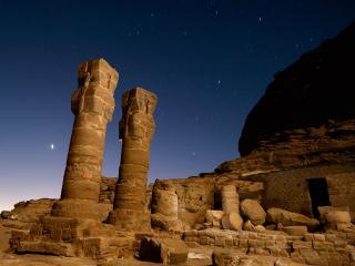 обои Руины храма фото