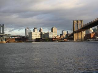 обои Вид Нью-Йорка фото