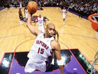 обои Игрок команды Raptors фото