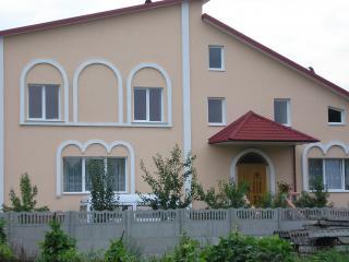 обои Розовый домик фото