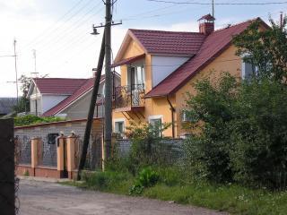 обои Оранжевый домик фото