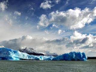 обои Тающие льды Арктики фото