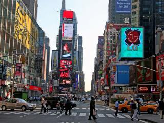обои Город Нью-Йорк фото