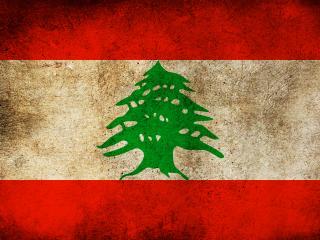 обои Флаг Ливана фото