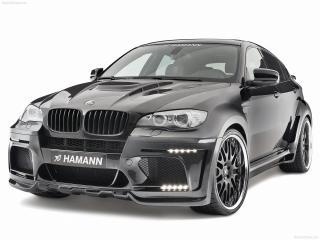 обои Стильный BMW X6 Tycoon фото