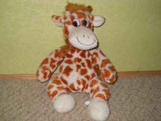 обои Мягкий жираф фото