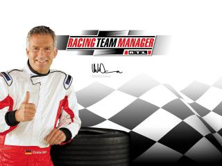 обои Racing Team Manager фото