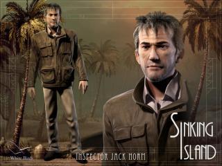 обои Sinking Island фото