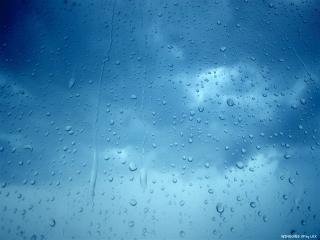 обои для рабочего стола: Дождливый день