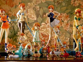 обои Модные куклы и манекены фото