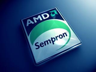 обои для рабочего стола: Процессор Sempron