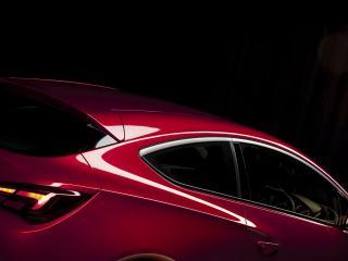 обои Vauxhall GTC Paris Concept бок фото