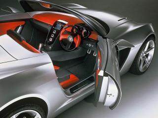 обои Vauxhall VX Lightning Interior фото