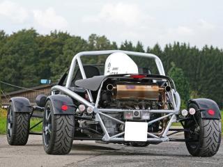обои 2005 Ariel Atom engine фото
