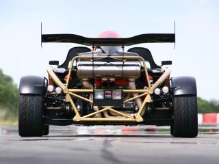 обои 2011 Ariel Atom V8 Rear  фото