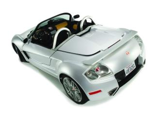 обои 2006 Yes Roadster 3.2 Turbo боком фото