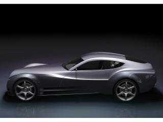 обои 2010 Morgan EvaGT Concept бок фото