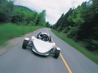 обои 2006 Campagna T-Rex дорога фото