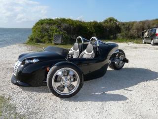 обои 2008 Campagna Motors V13R море фото