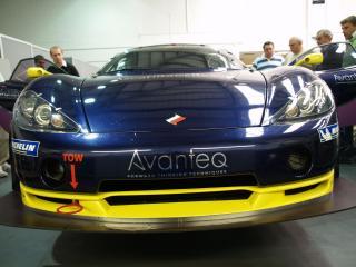 обои Ascari KZ1R GT3 Front фото