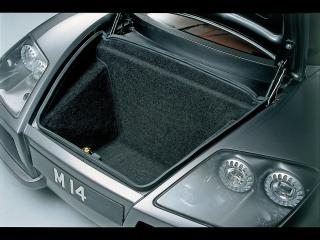 обои 2005 Noble M14 багажник фото
