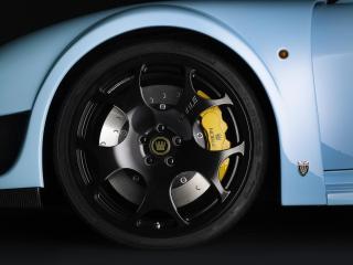 обои 2010 Noble M600 колесо фото
