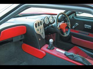 обои Noble M12 GTO 3R салон фото